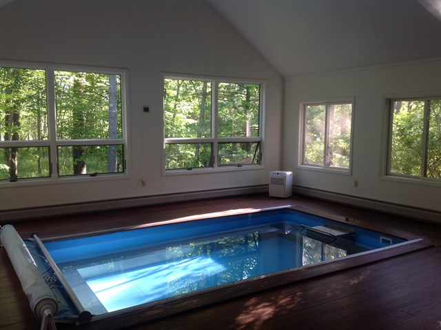 32102 Indoor pool gorgeous home on 6.43 acres